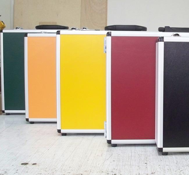 Aluminium Suitcases N Case 1