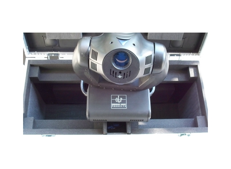 GLP YPOC 575 MOVING HEAD 2X (2) Lighting Case