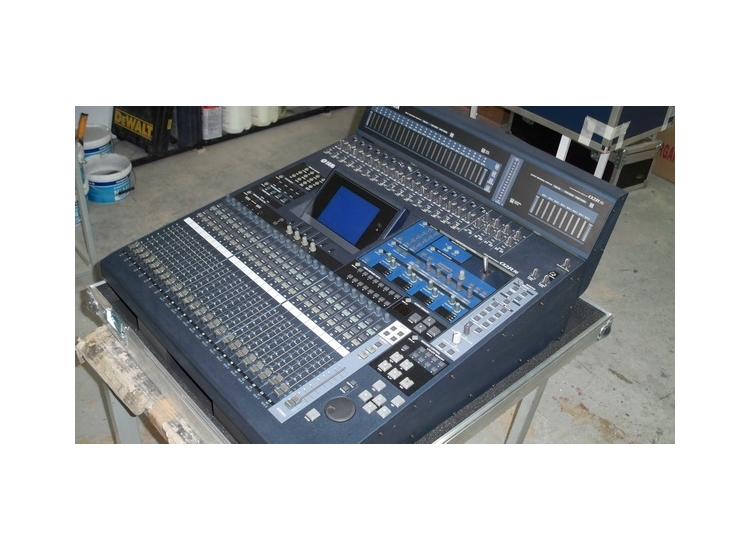 Yamaha O2R96VCM Audio Consoles Flight Case